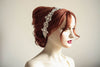 Bridal headpiece - Hearts