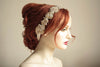 Bridal headpiece - Kielo