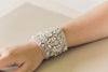 Bridal statement bracelet -  Kair
