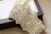 bridal hand beaded sashes - Style R05
