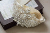 embellished bridal dress belt