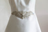 Bridal dress embellished belt  - Style R05
