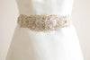 Designer Wedding Sash