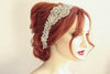 Bridal headpiece - Viola
