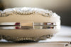 Antique silver bridal clutch - Style CT06