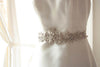 wedding dress belt - isla