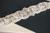 Bridal sash Italia 10 inches