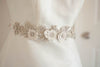 millieicaro wedding sash - laine