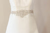 Bridal sash - Viola 15 inches