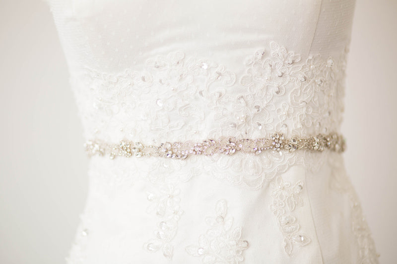 Bridal Belt | Wedding Dress Embellishments | Millieicaro Style R83