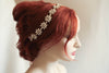 Bridal headband - Margherita