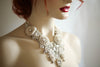 bridal statement necklace roma