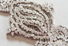 bridal dress sash - hearts