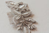 Bridal headpiece - Leaf buds