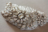 Bridal hair comb from MillieIcaro