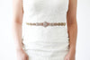 Bridal Belts and Sashes Style R124