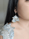 Designer Bridal Jewelry Earrings