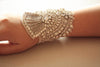 wedding statement bracelet