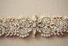 Bridal jewelry - Jill gold bracelet