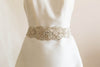 bridal dress sash - R02
