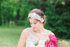 designer bridal headpiece