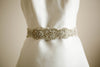 Crystal Wedding Dress Belt, Style S43