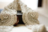 ivory bridal belts and sashes - Style S41