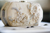 vintage bridal clutch ct05