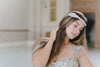 bohemian bridal headpiece H17