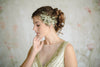 designer swarovski bridal hair vines