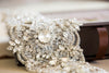 crystal bridal belts and sashes - R03