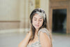 Gatsby style bridal headpiece - H13 (Ready to ship)