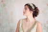 Gold bridal headbands - Style H35