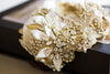 Gold swarovski bridal belt