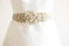 Handmade bridal belt - R50