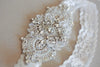 wedding garters - keela
