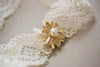 wedding lace garters