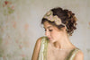 Headpiece - Blume gold (1 qty ready to ship)