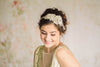 floral bridal headbands