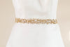 Gold Bridal Belt from Millieicaro - Style R23
