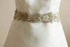 Bridal dress belt - Style S48
