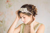 beaded wedding headbands