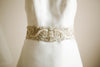 wedding dress sash - s41