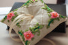 ring bearer pillow - spring