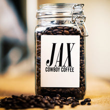 Load image into Gallery viewer, Cowboy Coffee Jar - Air Tight