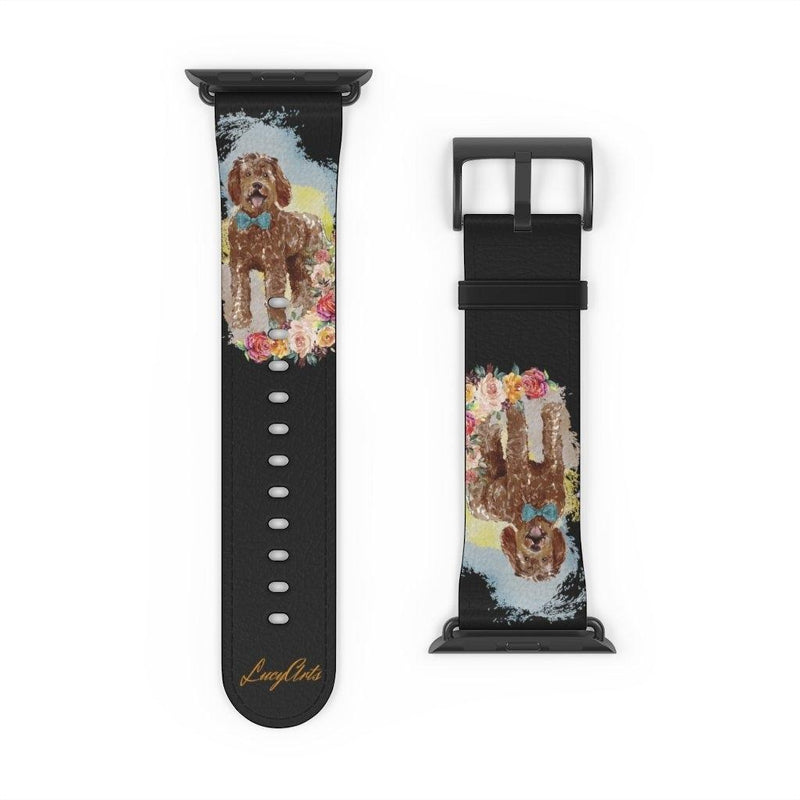 Watch Band Labradoodle - LucyBed™ - the softest cat's and dog bed for a healthy and stress free sleep!