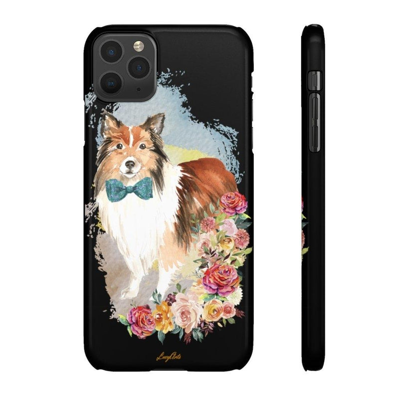 Phone Case Shetland Sheepdog - LucyBed™ - the softest cat's and dog bed for a healthy and stress free sleep!