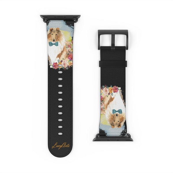 Watch Band Collie - LucyBed™ - the softest cat's and dog bed for a healthy and stress free sleep!