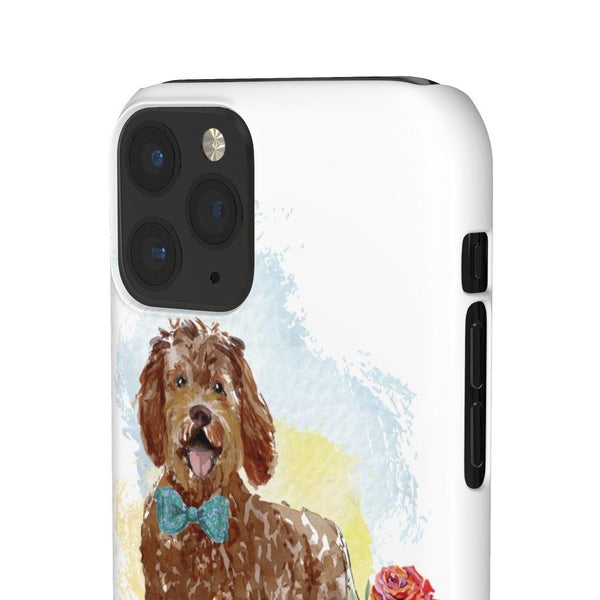 Phone Case Labradoodle - LucyBed™ - the softest cat's and dog bed for a healthy and stress free sleep!