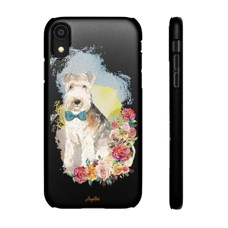 Phone Case Lakeland Terrier - LucyBed™ - the softest cat's and dog bed for a healthy and stress free sleep!